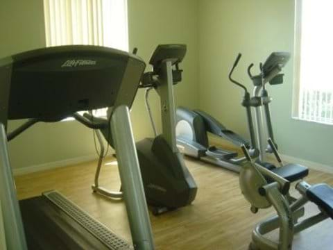 The Manors North at Westridge - Fitness Center