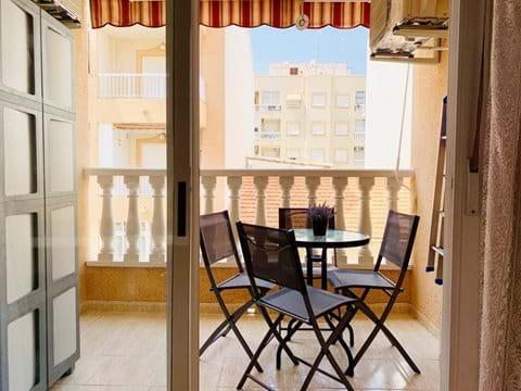Balcony - new furniture