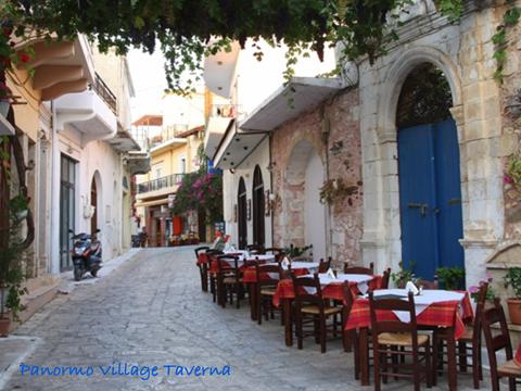 Panormo Village Tavernas