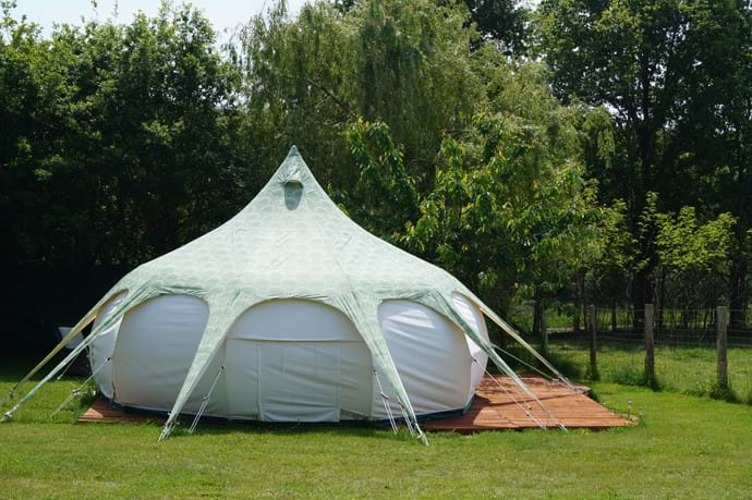 The Willow Tent