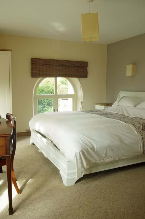 Super King size room with en suite