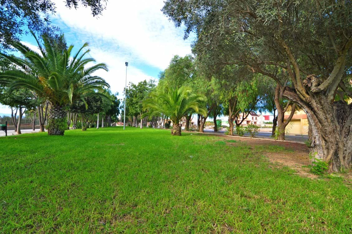 Beautiful amenity area directly adjacent to us. Perfect spot to relax amongst the palm trees