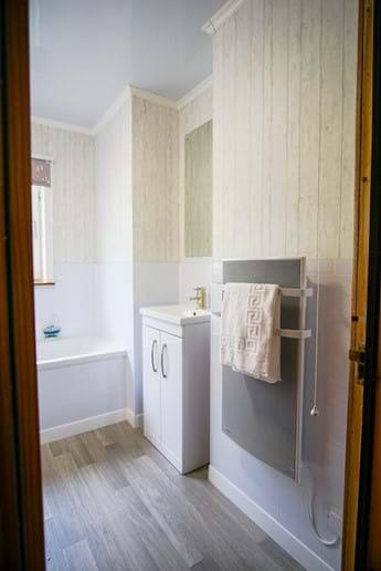 Bath/Shower room (downstairs)