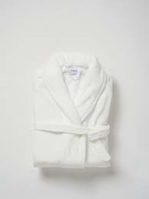 Dressing gowns provided in our king and double rooms