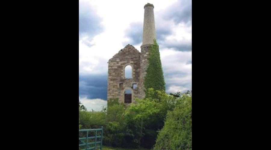 Wheal Friendly Stands Guard Over Treth House