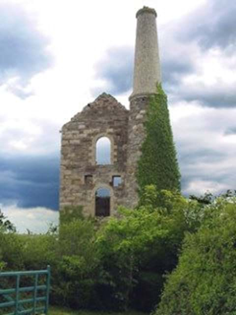 Wheal Friendly keeps watch over Treth House
