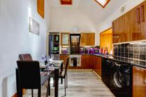 Hayloft Kitchen Area