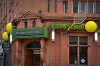 A pub during Wimbledon Tennis
