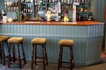 The Bar at the Colonsay hotel