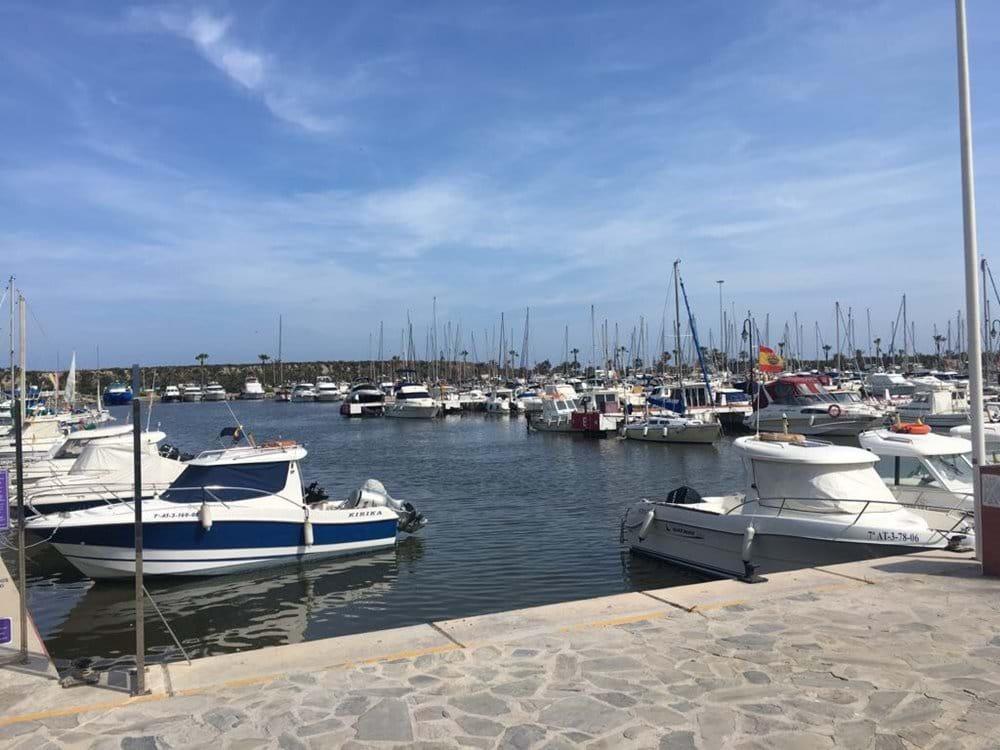 Marina at Guardamar del Segura