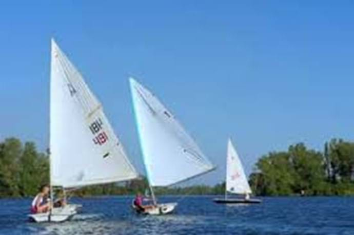 Sailing - Great Lake Haute de Charante
