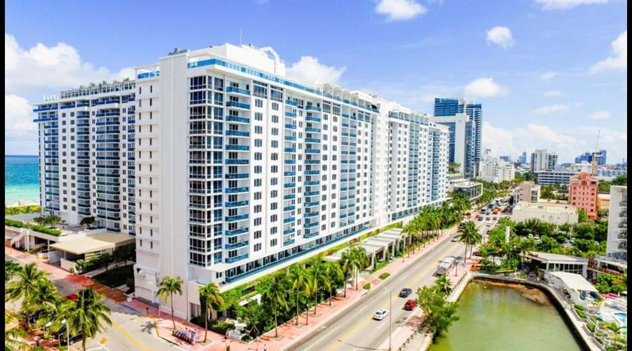 """""""The 1 Hotel and Homes located on Collins Avenue South Beach"""""""