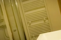 Benbow Cottage - Heated towel rails in all bathrooms