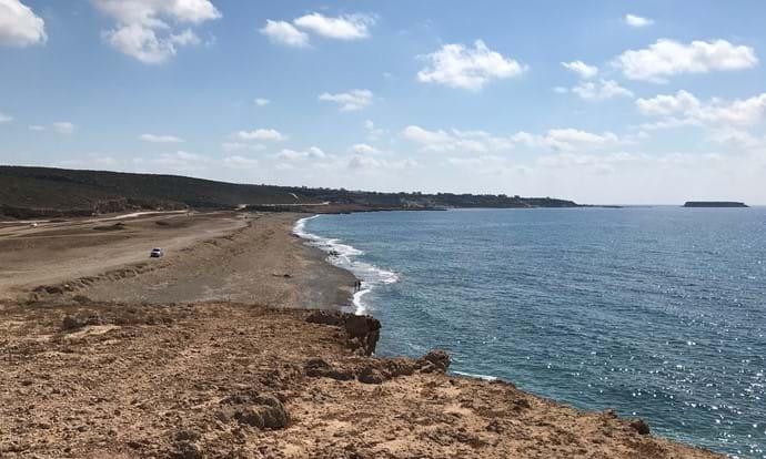 Akamas Peninsula.