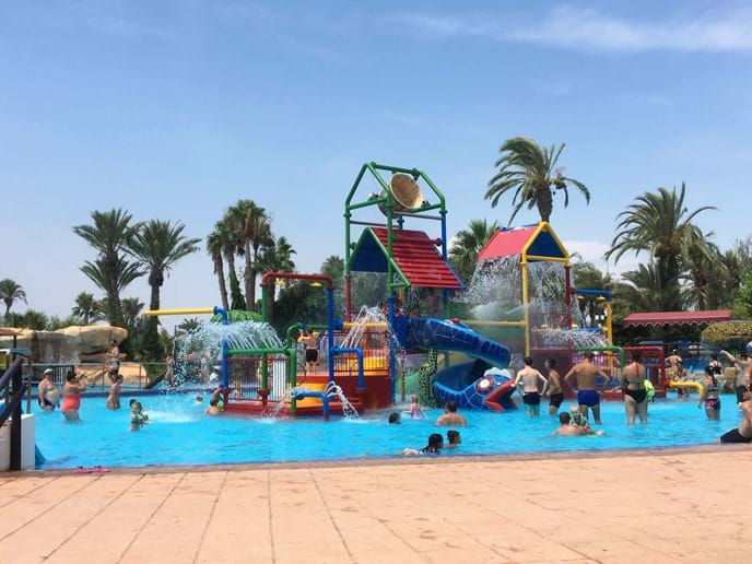 Holiday apartment - Torrevieja Aquopolis