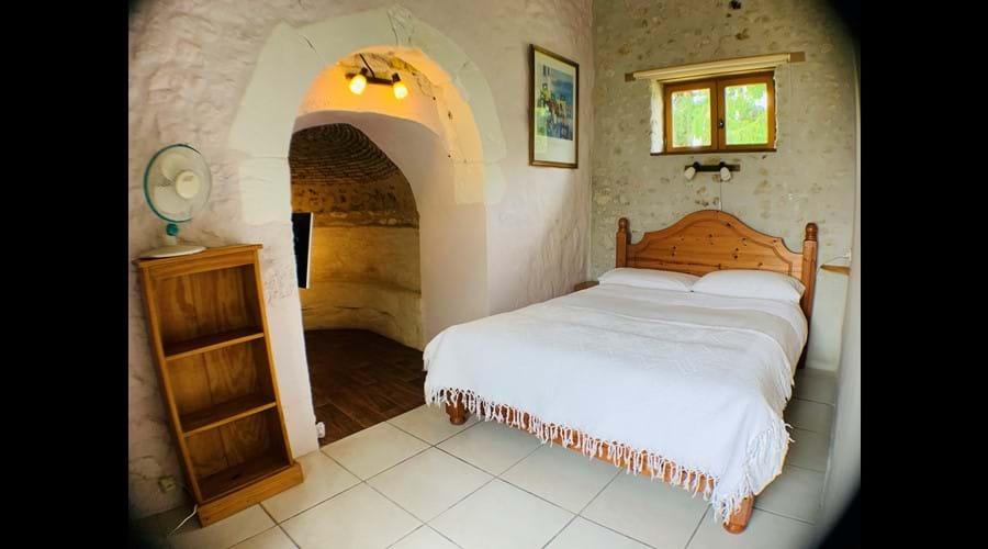 Breadoven bedroom (double)