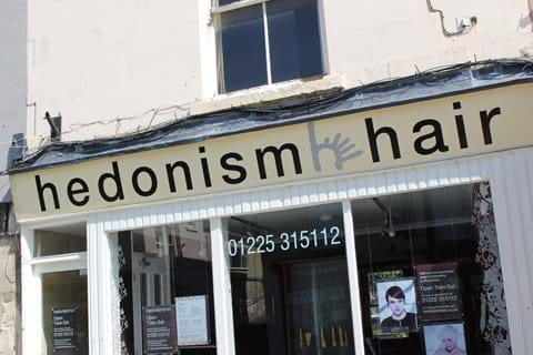 Hairdressers, Widcombe Parade