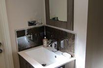 Shower room sink
