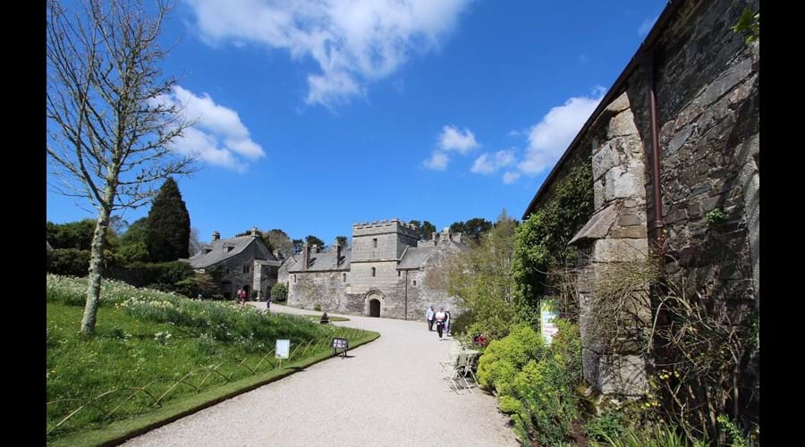 Cothele - a mediaeval manor house and quay