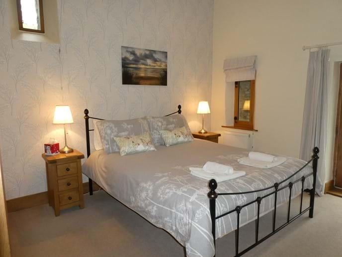 Super comfortable Master King Size bedroom