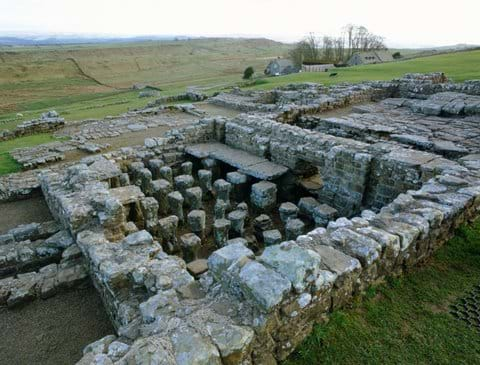 Housteads Roman Fort