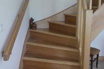 La Fresnaie -Staircase