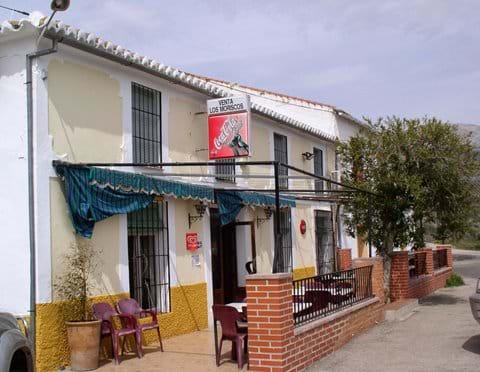 Venta Moriscos, just outside Colmenar on the road to Alfarnate