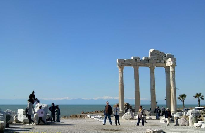 Apollon Temple