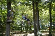 Aventure Parc, near Massignac