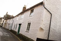 Benbow Cottage view from the High Street