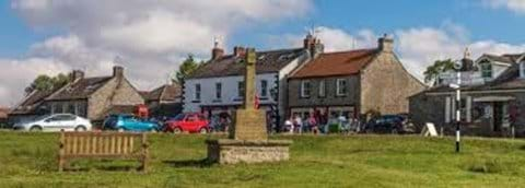 Gothland famous for the Heartbeat village of Aidensfield