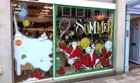Shops around Wimbledon