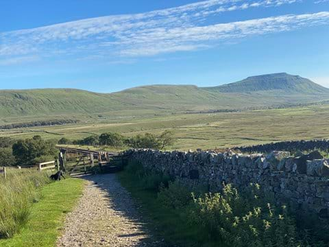 Beautiful walking countryside. Also perfect for cycling, climbing and caving