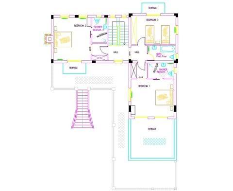 First Floor Plaan