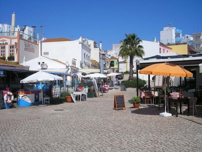 Plenty of restaurants and terraces