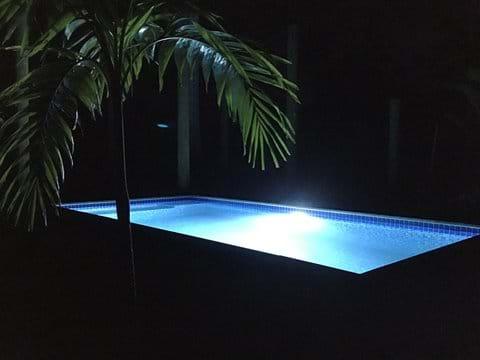 Fabulous new swimming pool.