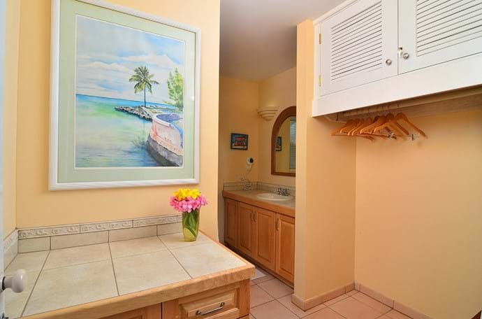 Seabreeze Garden Suite Bathroom