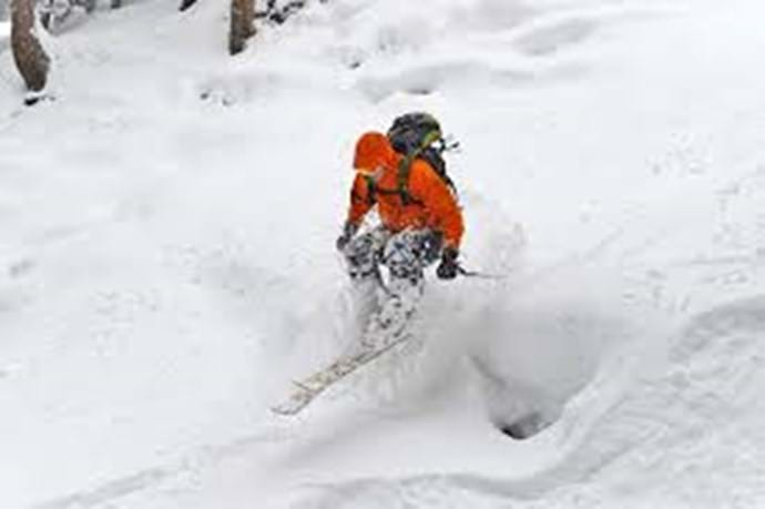Chamonix has some of the best freeride in the world