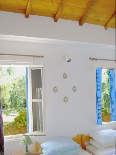 Orchard Villa main guest-wing bedroom