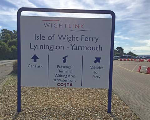 Day trip to the Isle of Wight?