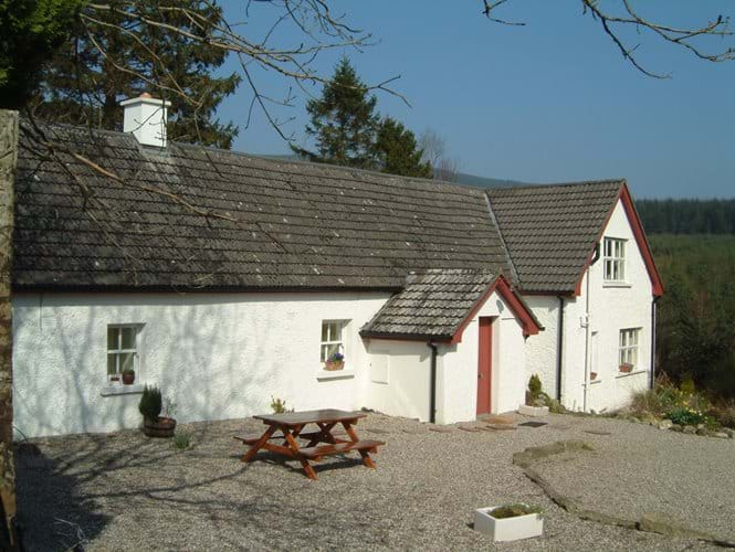 Aughavannagh Cottage A Beautiful Wicklow Holiday Cottage