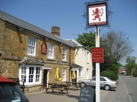 The Red Lion pub
