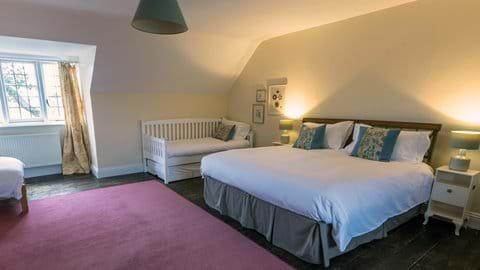 Bedroom 6 sleeps up to five