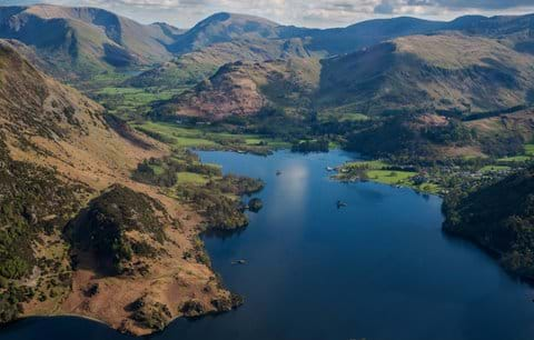 Ullswater and Glenridding