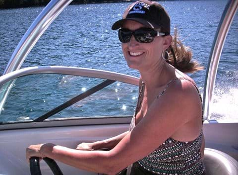 Boating...what a joy it is!