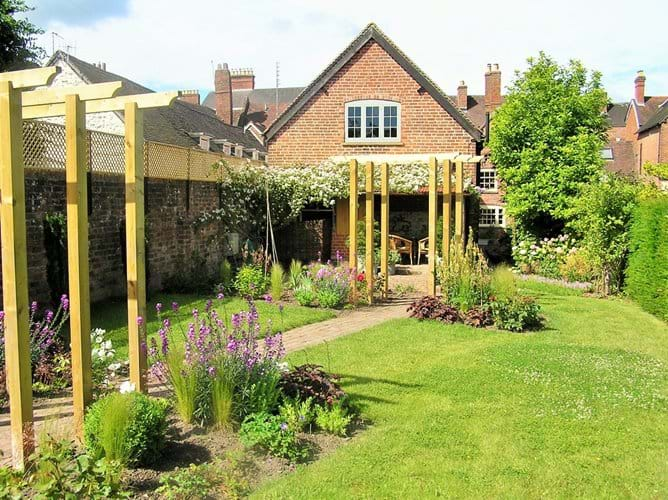 The Maltings and Garden