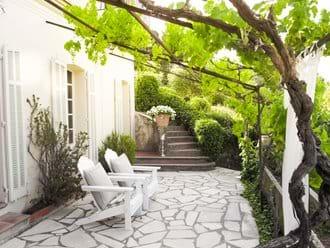 Front terrasse