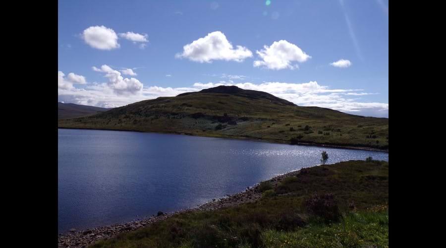 Loch nearby