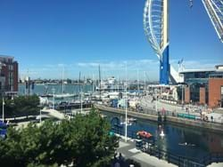 Harbour Views at Gunwharf Quays