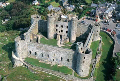 Harlech Castel